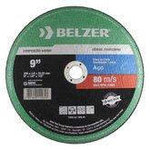 Disco Corte Metal 230X3X22 Reto Belzer - BELZER-2303022BRM