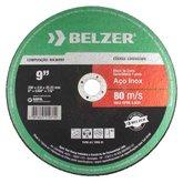 Disco de Corte de 9 Pol. para Aço Inox - BELZER-2302022BRI