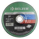Disco de Corte de 7 Pol. para Aço - BELZER-1803022BDM