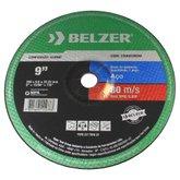 Disco de Desbaste de 9 Pol. para Aço - BELZER-2306022BDM