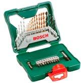 Jogo de Brocas X- Line Titânio - 30 Peças  - BOSCH- 2607019324000