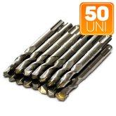 Jogo de Brocas para Sds-Plus 10 x 110mm com 50 Peças