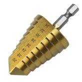 Broca Escalonada HSS para Metal 20 a 34mm - BLACK JACK-J112