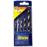 Conjunto de Brocas de 3 Pontas com 5 Peças - IRWIN-1865316