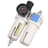 Conjunto de Filtro Regulador e Lubrificador de Ar de 1/4 Pol.  - SCHULZ-926.6015-0