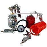 Kit de Acessórios para Compressor 5 peças