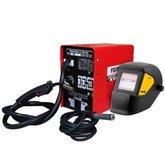 Kit Máquina de Solda FORTGPRO-FG4540 MIG 220V + Máscara de Solda com Escurecimento Automático