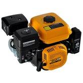 Motor a Gasolina  4T 212CC 7,0HP com Partida Manual e Elétrica