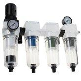 Conjunto Odonto de Preparação de Ar Comprimido Médio 1/2Pol.