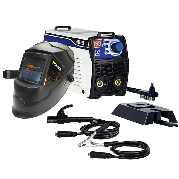 Kit Máquina de Solda Inversora Touch 145 Boxer 1510026 + Máscara de Solda Titanium 5242