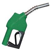 Bico Automático de Abastecimento Verde 70l/min com Ponteira Curta 1/2Pol.