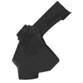 Capa para Bico de Abastecimento Preto 260 x 140 mm