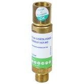 Válvula Corta Fogo Reg. Oxigênio Vcf-ro