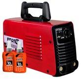 Kit Máquina de Solda Inversora FORTGPRO-FG4123 + 2 Spray Repelente de Insetos NUTRIEX-63503 100ml