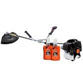 Roçadeira Lateral TERRA-705486B  à Gasolina 43CC + 2 Spray Repelente NUTRIEX-63503 100ml
