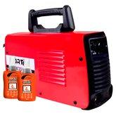 Kit Máquina de Solda MMA160i e TIG Lift 110/220V Fortg FG4122 + 2 Spray Repelente de Insetos 100ml Nutriex 62646
