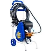 Lavadora de Alta Pressão Motor Weg 1.0CV 130 Libras 14L/min 110V para Desinfecção e Higienização de Ambientes