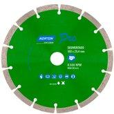 Disco de Corte Diamantado Pro Segmentado 180 x 25,4mm