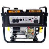 Gerador a Diesel 10cv Monofásico com Partida Elétrica Bivolt