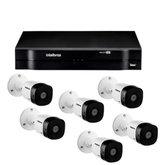 Kit Gravador Digital de Vídeo Multi HD - INTELBRAS-4580327 + Câmera Infra Multi HD VHD - INTELBRAS-4565323