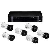 Kit Gravador Digital de Vídeo Multi HD - INTELBRAS-4580327 + Câmera Infra HDCVI LITE VHL 20m - INTELBRAS-4565298