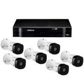 Kit Gravador Digital de Vídeo Multi HD - INTELBRAS-4580327 + Câmera Infra HDCVI LITE 3,6mm 20mm - INTELBRAS-4565303