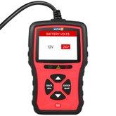 Teste de Bateria Digital Automotivo 12V/24V