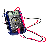 Multímetro Digital a Bateria 9V