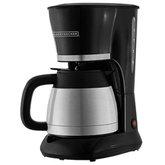 Cafeteira Elétrica com Jarra em Inox 750W  para até 20 Cafés - BLACK+DECKER-CM200I