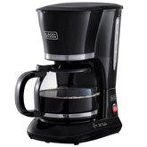 Cafeteira Elétrica 750W  para até 30 Cafés - BLACK+DECKER-CM301
