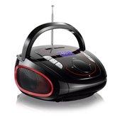 Caixa de Som Boombox Bluetooth 5 em 1  - MULTILASER-SP186
