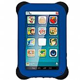 Tablet Kid Pad Azul Quad Core de 7 Pol. com Android 4.4