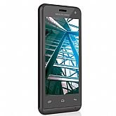 Smartphone MS40 4 Pol. Quad Core 1.2 Ghz Android 4.4 Preto - MULTILASER-NB226