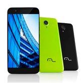 Smartphone MS50 4G Quad Core Dual 5 Pol. Preto - MULTILASER-P9013