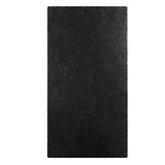 Feltro Adesivo Extra Grande Preto 30 x 20 cm