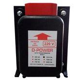 Auto Transformador Bivolt 1010VA - D-POWER-AT1010