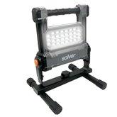 Refletor Portátil Pro Recarregável LED 10W SLP-501