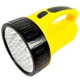 Lanterna Recarregável Holofote 19 LEDs Bivolt