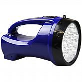 Lanterna Holofote Recarregável com 19 Leds  - CAZARINI-385
