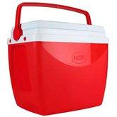 Caixa Térmica 18L Vermelha - MOR-25108182