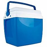 Caixa Térmica 26L Azul - MOR-25108171
