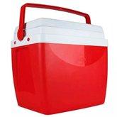 Caixa Térmica 26L Vermelha
