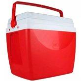 Caixa Térmica 34L Vermelha  - MOR-25108162