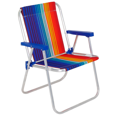 Cadeira Alta Color Confort para até 110Kg