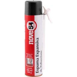 Espuma expansiva de poliuretano 500 ml/340 g