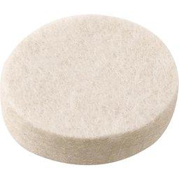 Disco de feltro para microrretífica 25 mm x 6 mm VONDER
