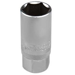 Soquete Sextavado para Vela de 21mm com Encaixe de 1/2 Pol.
