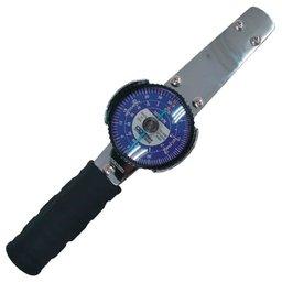 Torquímetro de 1/4 Pol. 0 a 9 Nm com Relógio