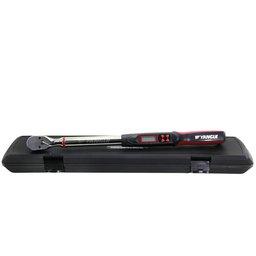 Torquímetro Digital 10 à 200Nm Torque Angular com Encaixe 1/2P ol.