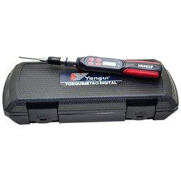 Torquímetro Digital Axial 20 - 400 Nm com Encaixe 1/4 Pol.